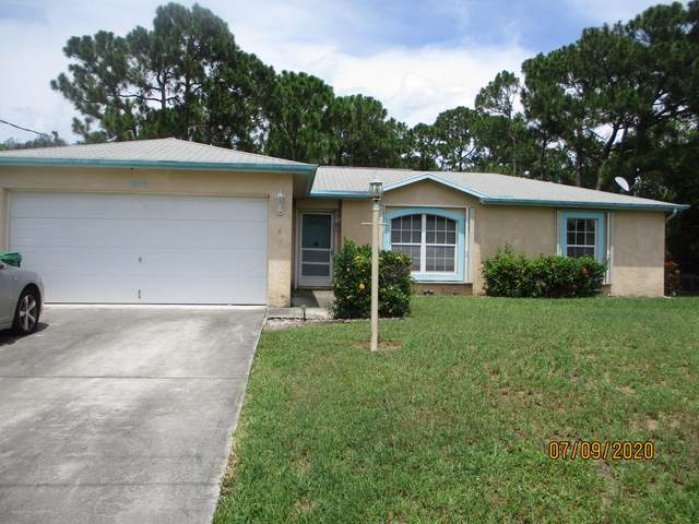 1955 SW Taurus Lane, Port Saint Lucie, FL 34984 (MLS #RX-10638355) :: Berkshire Hathaway HomeServices EWM Realty