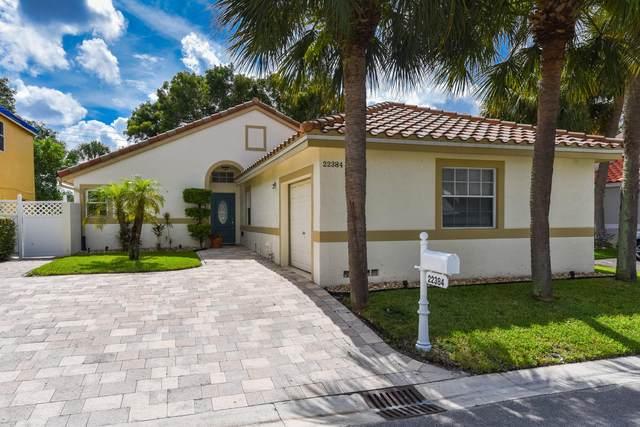 22384 Overture Circle, Boca Raton, FL 33428 (MLS #RX-10638356) :: United Realty Group