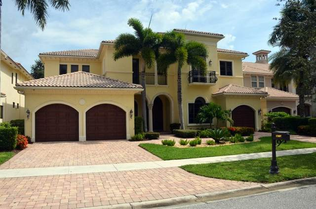 17697 Middlebrook Way, Boca Raton, FL 33496 (MLS #RX-10638360) :: United Realty Group