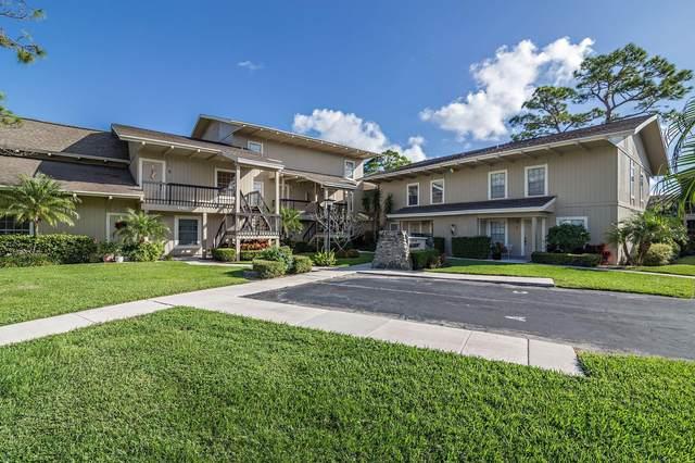 9179 SE Riverfront Terrace F, Tequesta, FL 33469 (MLS #RX-10638365) :: The Jack Coden Group