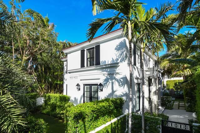 215 Seabreeze Avenue, Palm Beach, FL 33480 (MLS #RX-10638366) :: The Jack Coden Group
