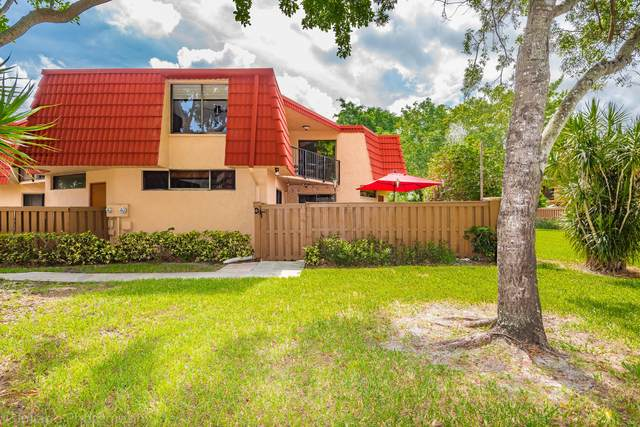 8099 Severn Drive D, Boca Raton, FL 33433 (MLS #RX-10638367) :: The Paiz Group