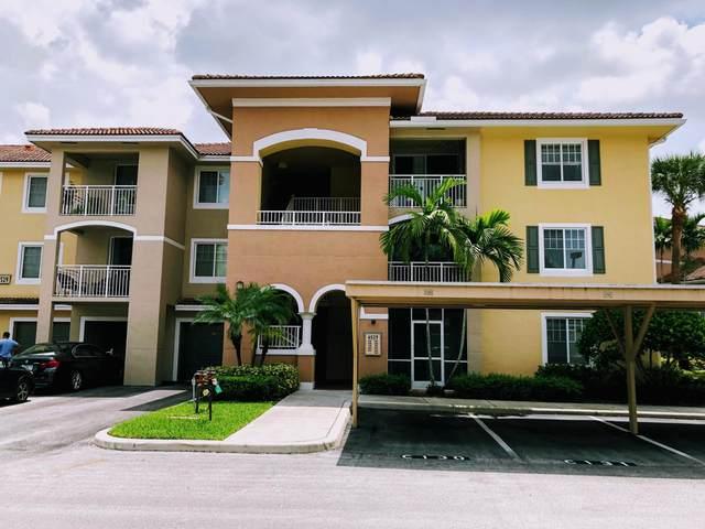 6529 Emerald Dunes Drive #305, West Palm Beach, FL 33411 (MLS #RX-10638370) :: The Jack Coden Group