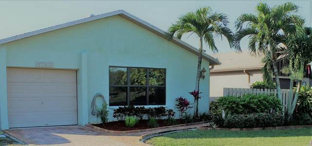 5743 Mirror Lakes Boulevard, Boynton Beach, FL 33472 (MLS #RX-10638375) :: United Realty Group
