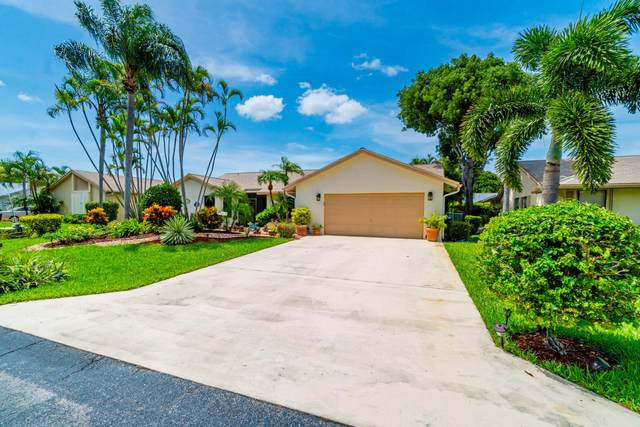 3155 NW 14th Street, Delray Beach, FL 33445 (MLS #RX-10638387) :: United Realty Group