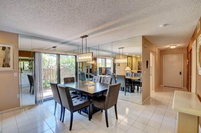 20 Southport Lane G, Boynton Beach, FL 33436 (MLS #RX-10638394) :: United Realty Group