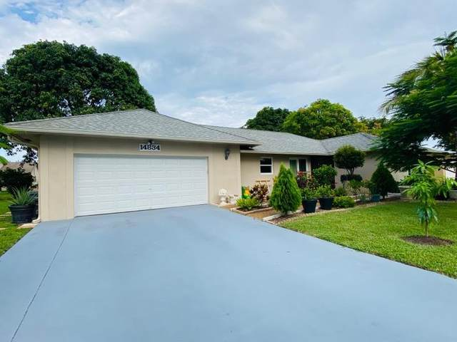 14834 Summersong Lane, Delray Beach, FL 33484 (MLS #RX-10638411) :: Berkshire Hathaway HomeServices EWM Realty