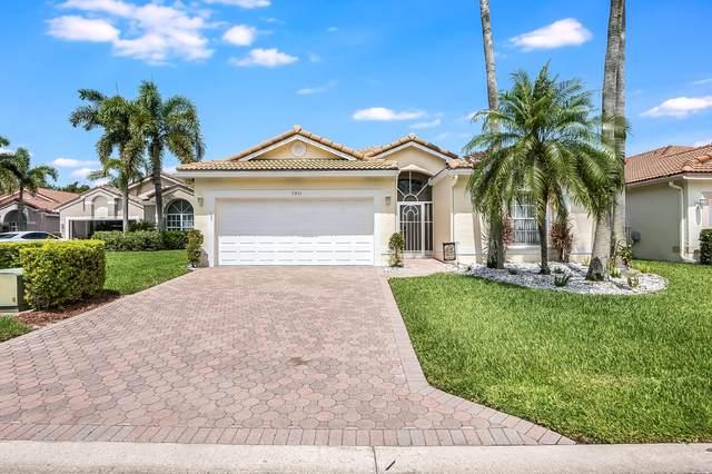 9851 Lemonwood Drive, Boynton Beach, FL 33437 (#RX-10638427) :: Ryan Jennings Group