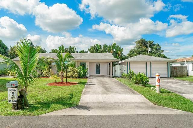 3636 Quentin Avenue, Boynton Beach, FL 33436 (MLS #RX-10638456) :: Berkshire Hathaway HomeServices EWM Realty