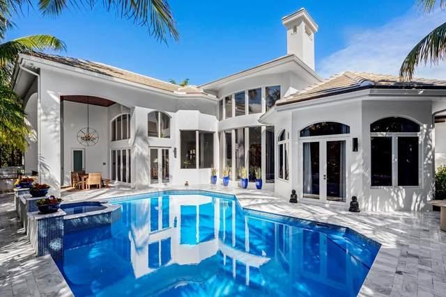 930 S Ocean Boulevard, Delray Beach, FL 33483 (#RX-10638464) :: Ryan Jennings Group