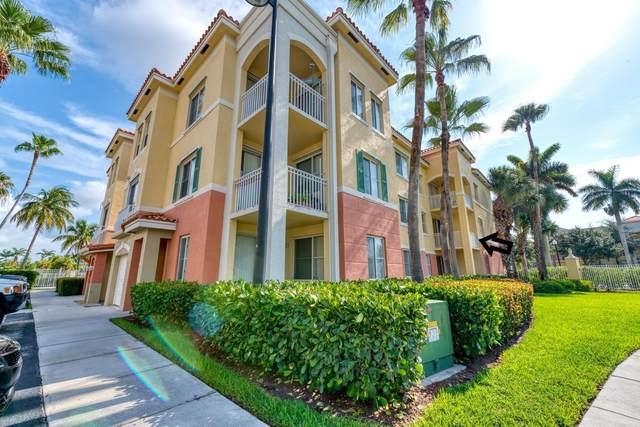 11037 Legacy Boulevard #204, Palm Beach Gardens, FL 33410 (MLS #RX-10638509) :: Berkshire Hathaway HomeServices EWM Realty