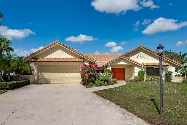 7945 Shelby Circle, Boca Raton, FL 33496 (MLS #RX-10638526) :: Castelli Real Estate Services
