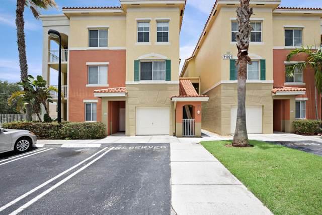 11021 Legacy Lane #201, Palm Beach Gardens, FL 33410 (MLS #RX-10638534) :: Berkshire Hathaway HomeServices EWM Realty