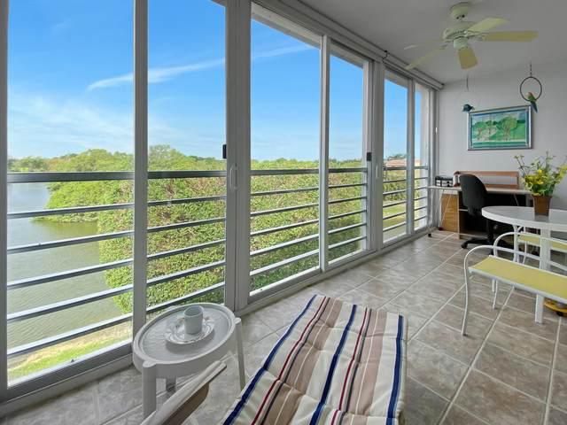 4033 Ainslie C, Boca Raton, FL 33434 (MLS #RX-10638549) :: Castelli Real Estate Services