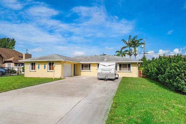 6607 Eastview Drive, Lake Worth, FL 33462 (#RX-10638568) :: Posh Properties