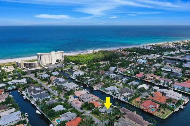 1006 Brooks Lane, Delray Beach, FL 33483 (#RX-10638573) :: Posh Properties