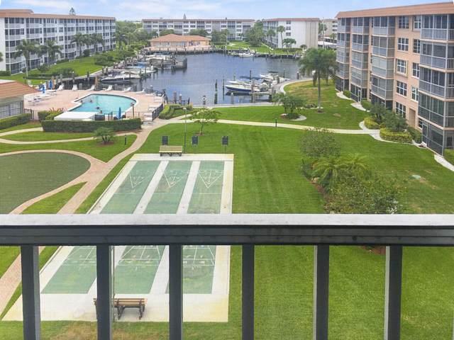 901 Gardenia Drive #580, Delray Beach, FL 33483 (#RX-10638590) :: Posh Properties
