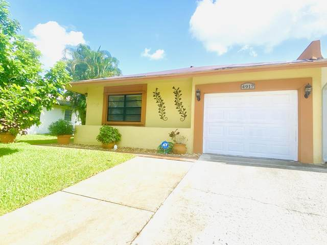 4917 Luqui Court A33, West Palm Beach, FL 33415 (MLS #RX-10638603) :: Castelli Real Estate Services