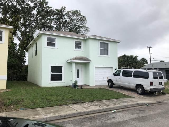 817 Latona Avenue, Lake Worth Beach, FL 33460 (MLS #RX-10638627) :: Berkshire Hathaway HomeServices EWM Realty