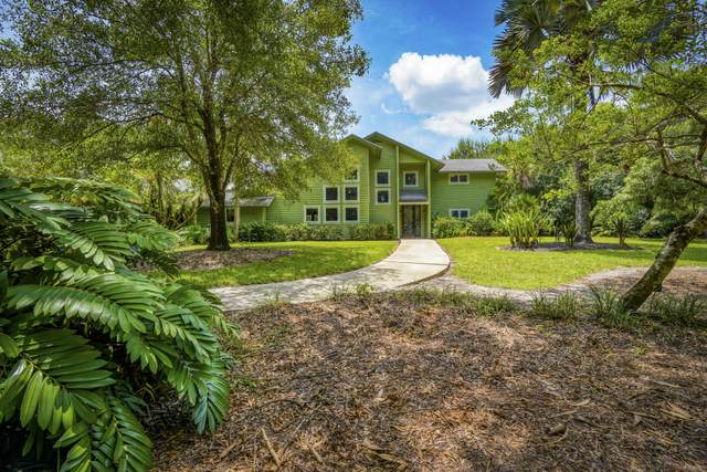 4450 SW Country Place, Palm City, FL 34990 (MLS #RX-10638638) :: Lucido Global