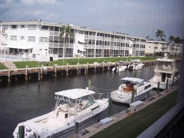 121 Wettaw Lane #215, North Palm Beach, FL 33408 (MLS #RX-10638648) :: Berkshire Hathaway HomeServices EWM Realty
