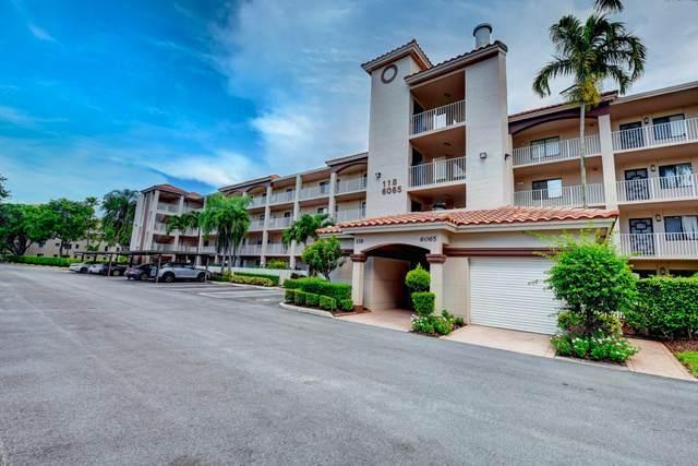 6065 Pointe Regal Circle #403, Delray Beach, FL 33484 (#RX-10638661) :: Ryan Jennings Group