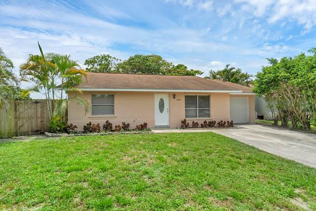 6254 Wauconda Way W, Lake Worth, FL 33463 (MLS #RX-10638668) :: Berkshire Hathaway HomeServices EWM Realty