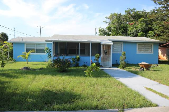 824 Truman Avenue, Lake Worth, FL 33460 (#RX-10638681) :: Posh Properties