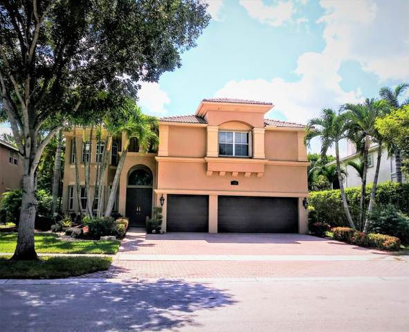 3118 Hartridge Terrace, Wellington, FL 33414 (#RX-10638693) :: Ryan Jennings Group