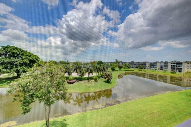 4043 Rexford C, Boca Raton, FL 33434 (MLS #RX-10638696) :: Castelli Real Estate Services
