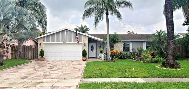 5371 NW 32nd Street, Margate, FL 33063 (#RX-10638709) :: Posh Properties