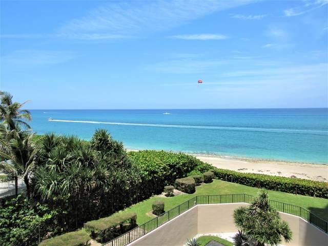 4200 N Ocean Drive 1-406, Singer Island, FL 33404 (#RX-10638721) :: Posh Properties