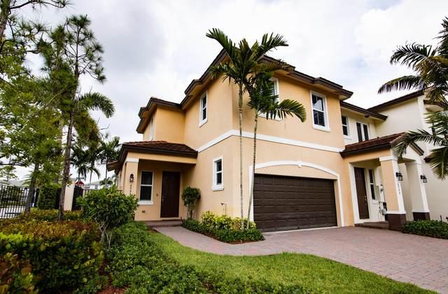 6998 Long Pine Circle, Coconut Creek, FL 33073 (MLS #RX-10638723) :: Berkshire Hathaway HomeServices EWM Realty