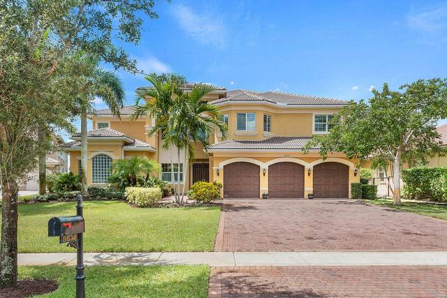 8638 Daystar Ridge Point, Boynton Beach, FL 33473 (#RX-10638744) :: The Reynolds Team/ONE Sotheby's International Realty