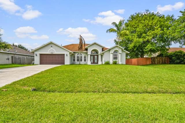 1565 SW Santander Avenue, Port Saint Lucie, FL 34953 (#RX-10638754) :: Ryan Jennings Group