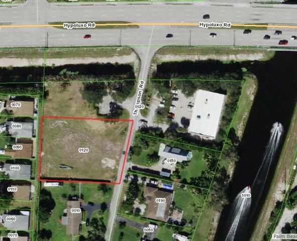 7071 Thompson Road, Boynton Beach, FL 33436 (MLS #RX-10638759) :: Berkshire Hathaway HomeServices EWM Realty