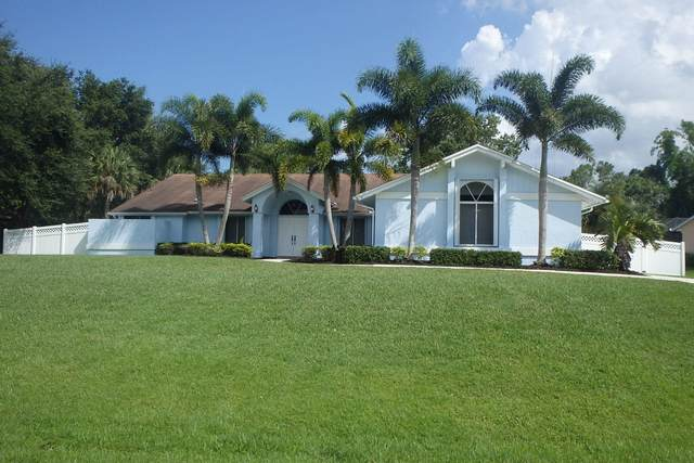 1784 SW Gregor Way, Stuart, FL 34997 (MLS #RX-10638797) :: The Jack Coden Group