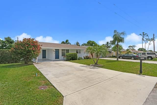 231 SW 9th Avenue, Boynton Beach, FL 33435 (#RX-10638818) :: The Reynolds Team/ONE Sotheby's International Realty
