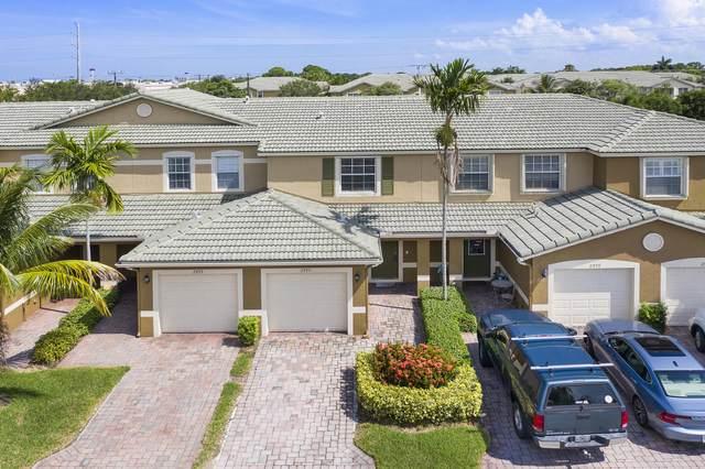 2975 SE Lexington Lakes Drive, Stuart, FL 34994 (MLS #RX-10638831) :: The Jack Coden Group