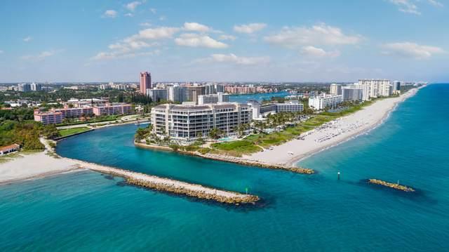 1000 S Ocean Boulevard #409, Boca Raton, FL 33432 (#RX-10638932) :: The Reynolds Team/ONE Sotheby's International Realty
