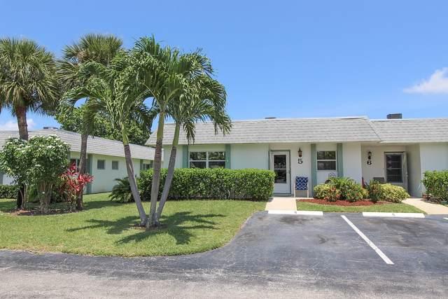 2638 E Gately Drive #5, West Palm Beach, FL 33415 (#RX-10638980) :: Ryan Jennings Group