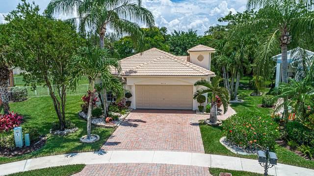 8016 Pisa Drive, Boynton Beach, FL 33472 (MLS #RX-10639022) :: Laurie Finkelstein Reader Team