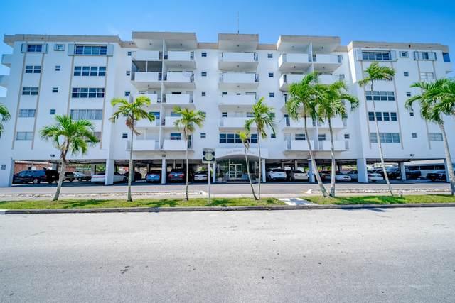 1720 Jefferson Street #209, Hollywood, FL 33020 (#RX-10639035) :: Ryan Jennings Group