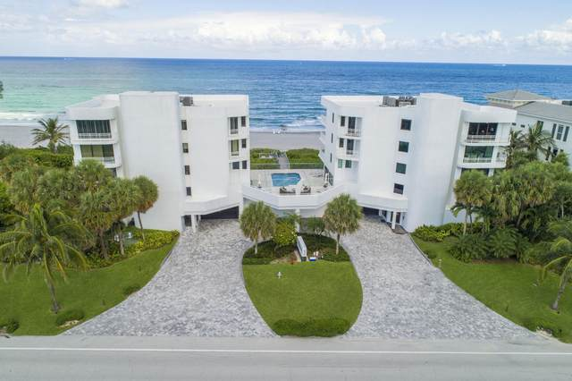 2150 N Ocean Boulevard 3-N, Boca Raton, FL 33431 (MLS #RX-10639066) :: Berkshire Hathaway HomeServices EWM Realty