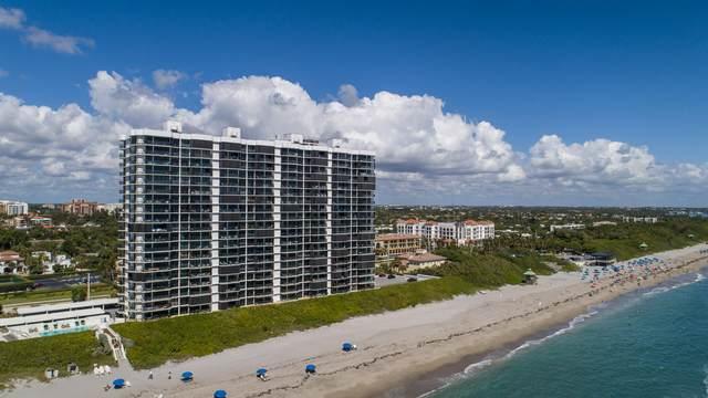 250 S Ocean Boulevard 2-F, Boca Raton, FL 33432 (#RX-10639067) :: Baron Real Estate