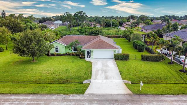3928 SW Covington Street, Port Saint Lucie, FL 34953 (#RX-10639070) :: Ryan Jennings Group