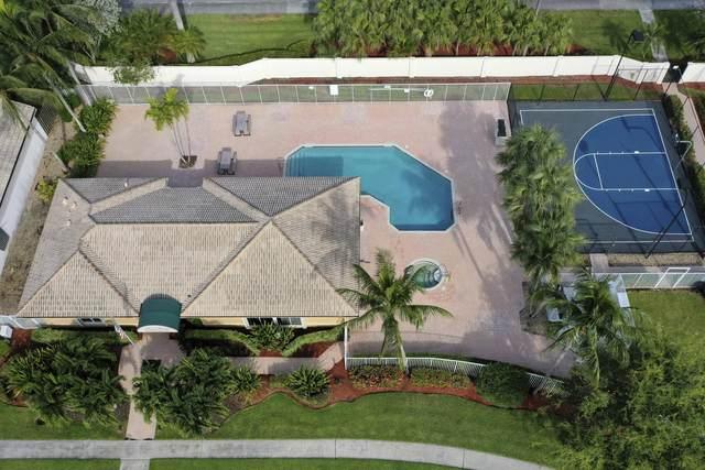 7601 Colony Lake Drive, Boynton Beach, FL 33436 (MLS #RX-10639135) :: Berkshire Hathaway HomeServices EWM Realty