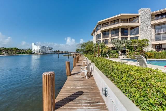 1170 Hillsboro Mile #102, Hillsboro Beach, FL 33062 (#RX-10639252) :: Ryan Jennings Group