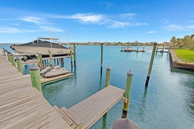 305 E Ocean Avenue Th-6, Lantana, FL 33462 (MLS #RX-10639335) :: Castelli Real Estate Services
