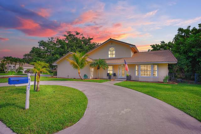 4149 Alpinia Court N, Boynton Beach, FL 33436 (#RX-10639395) :: Ryan Jennings Group